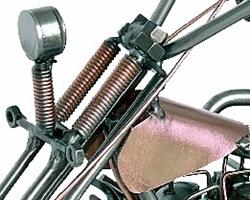 Metaloplastyka rękodzieło Ruschke